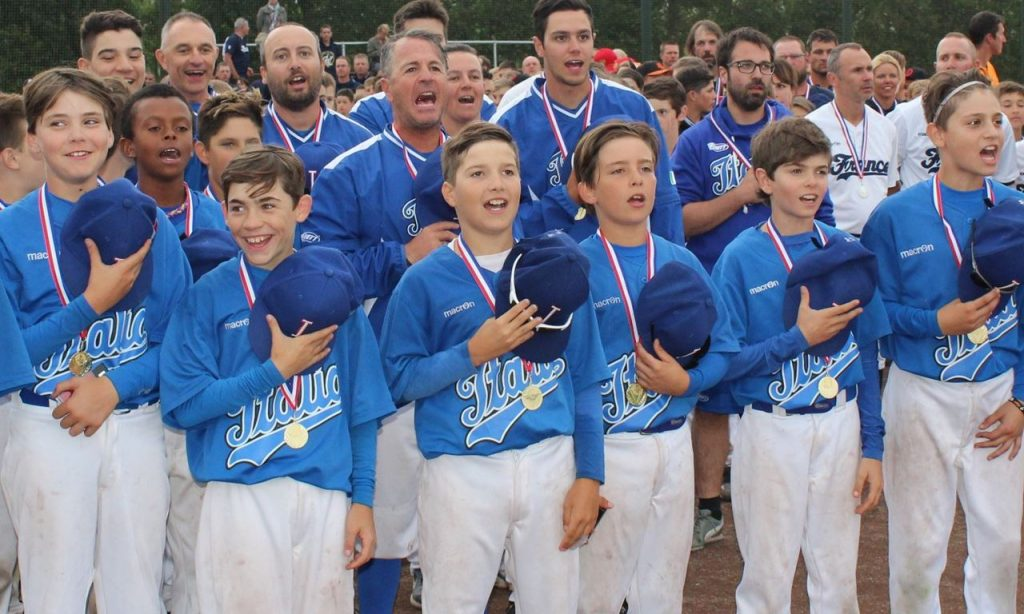 Italy defeats France in Final to win U-12 Euro Baseball Championship