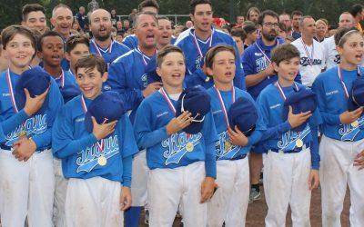 이탈리아, 프랑스 꺾고 U-12 유럽야구선수권대회 우승