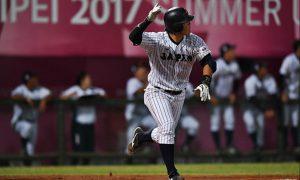 夏季ユニバーシアード野球競技会 日本が優勝