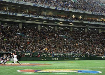 JPNvNED Tokyo Dome WBC 2017