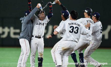 日本が韓国を延長サヨナラ勝利で開幕 アジア プロ野球チャンピオンシップ