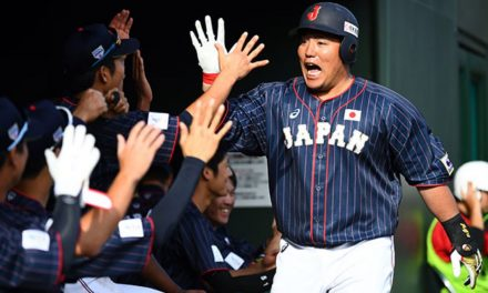 Japan fills roster with young NPB talent for Asia Professional Baseball Championship