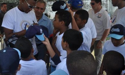 """Beisbol por la Paz"" nominated for the ""Spirit of Sport"" Awards"