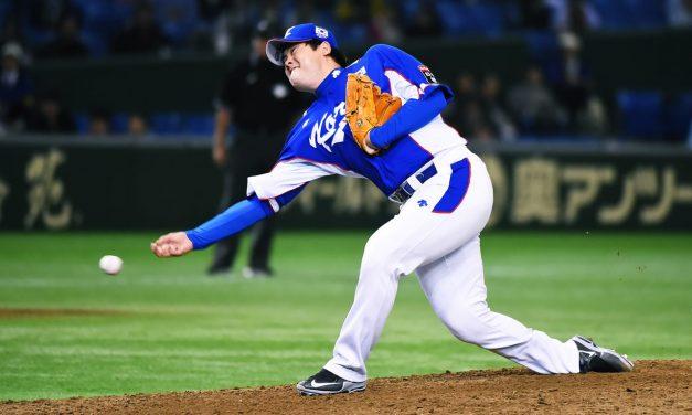 Korea's 2008 Olympic baseball gold medal closer Chong Tae-hyon retires