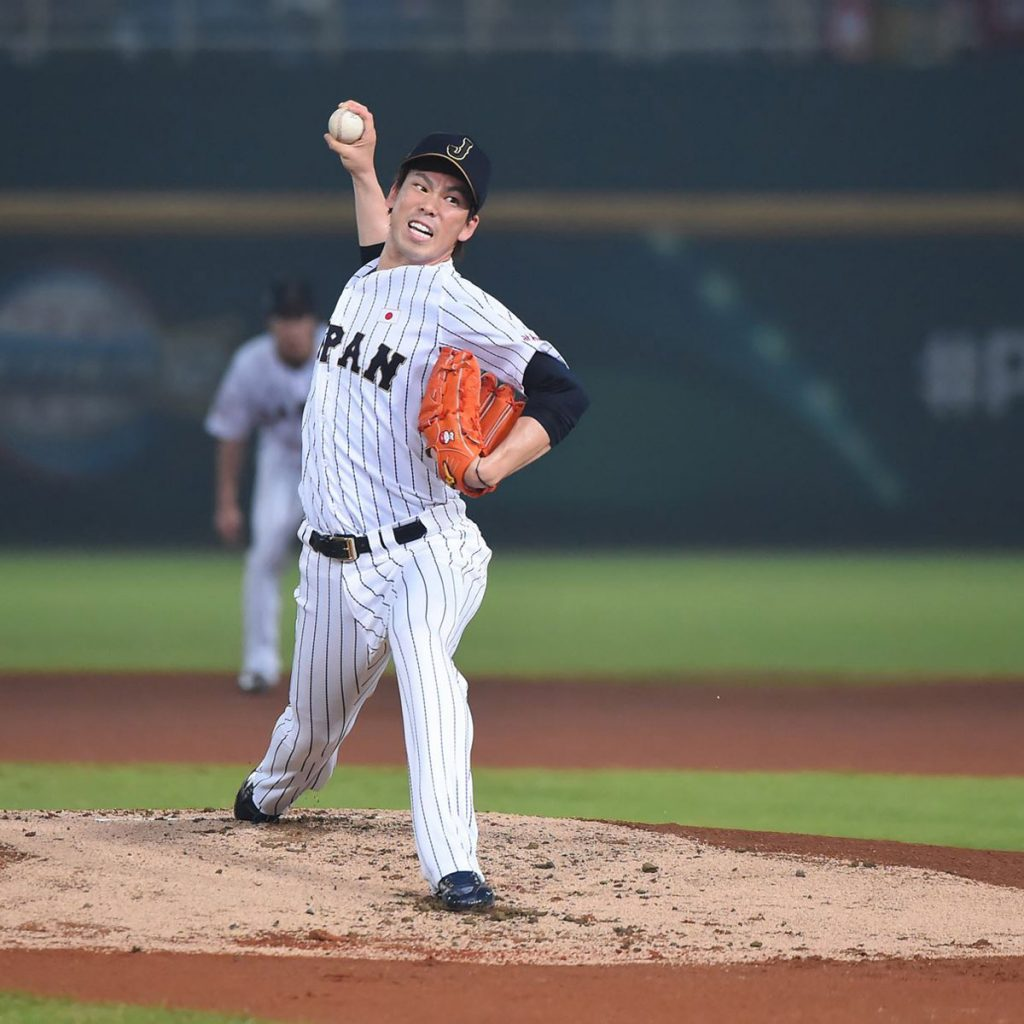 日本代表エース前田健太投手がアメリカ大リーグ・ドジャースに入団