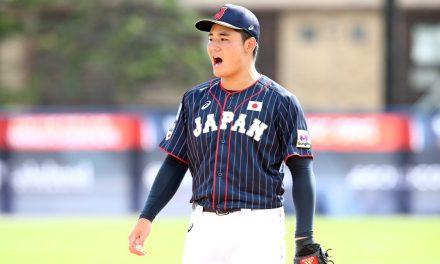 3 Samurai Japan U-18 Baseball World Cup stars selected in 1st Round of NPB Draft