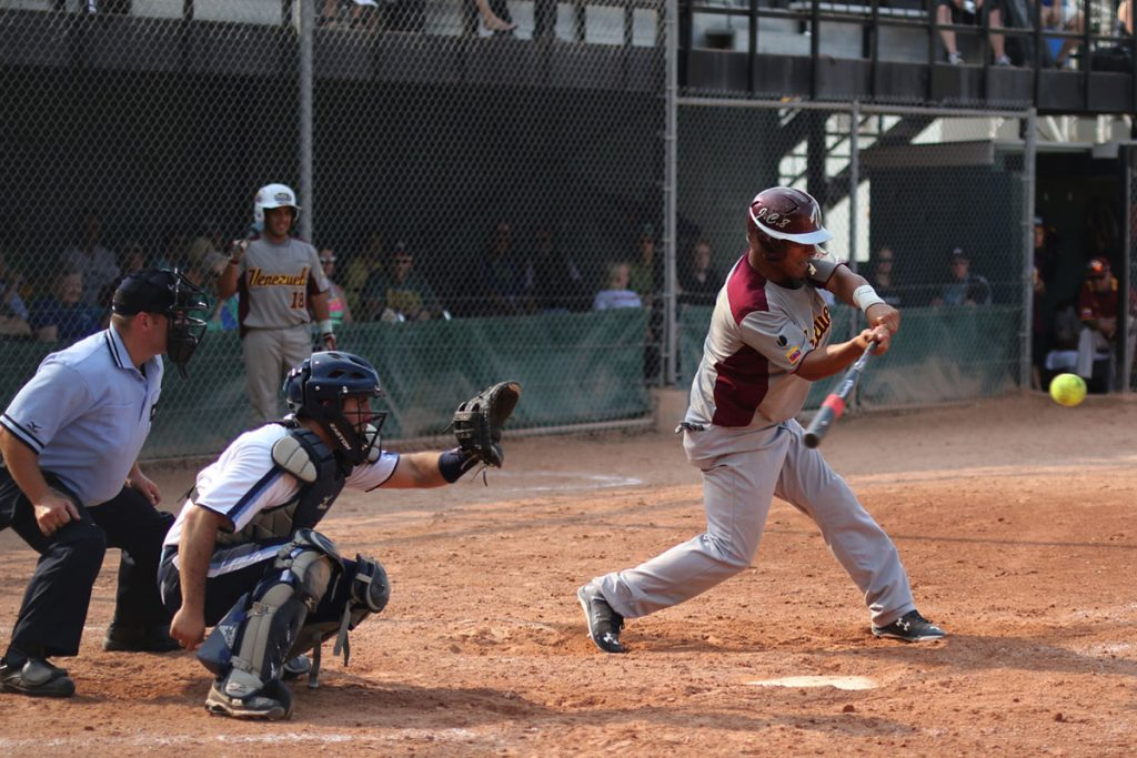 Playoffs kick off at the 14th WBSC Men's Softball World Championship