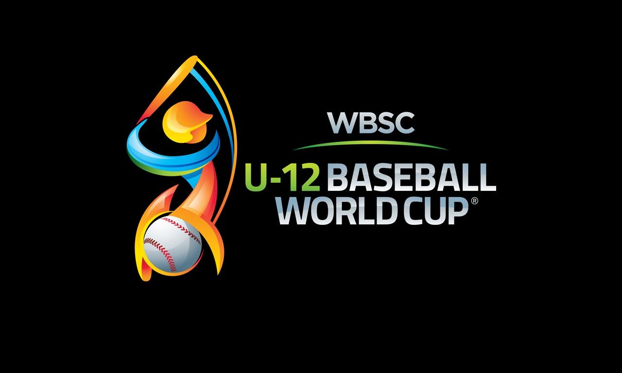 WBSC 宣布2017年在台灣台南U-12棒球世界盃的Logo和參賽隊伍
