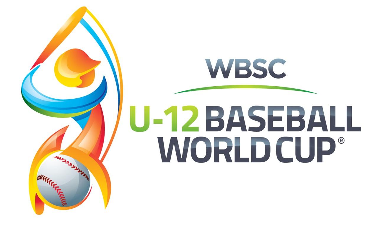 Logo - WBSC U-12 Baseball World Cup - L