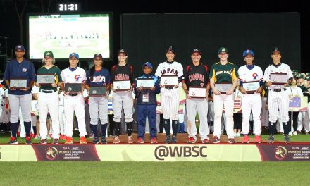 Six nations represented on Women's Baseball All-World Team, led by World Cup MVP Ayami Sato of Japan