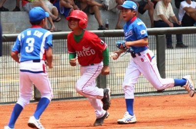 12U BWC: Korea beats Mexico in Classification Round