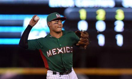 멕시코야구리그 총재, U-23 WBSC 야구월드컵 아메리카예선 전 멕시코대표팀 방문 격려