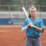 French female baseball star Melissa Mayeux earns softball scholarship
