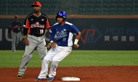Europe's top-ranked nations Italy, Netherlands to meet in European Baseball Series