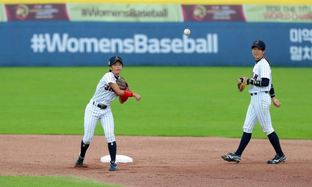Lanzamiento del nuevo Campeonato Asiático de Béisbol Femenino que servirá como clasificatorio para la Copa Mundial WBSC