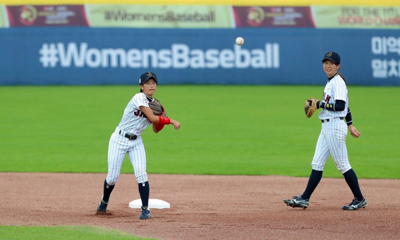 女子野球アジア杯初開催 WBSCワールドカップ予選