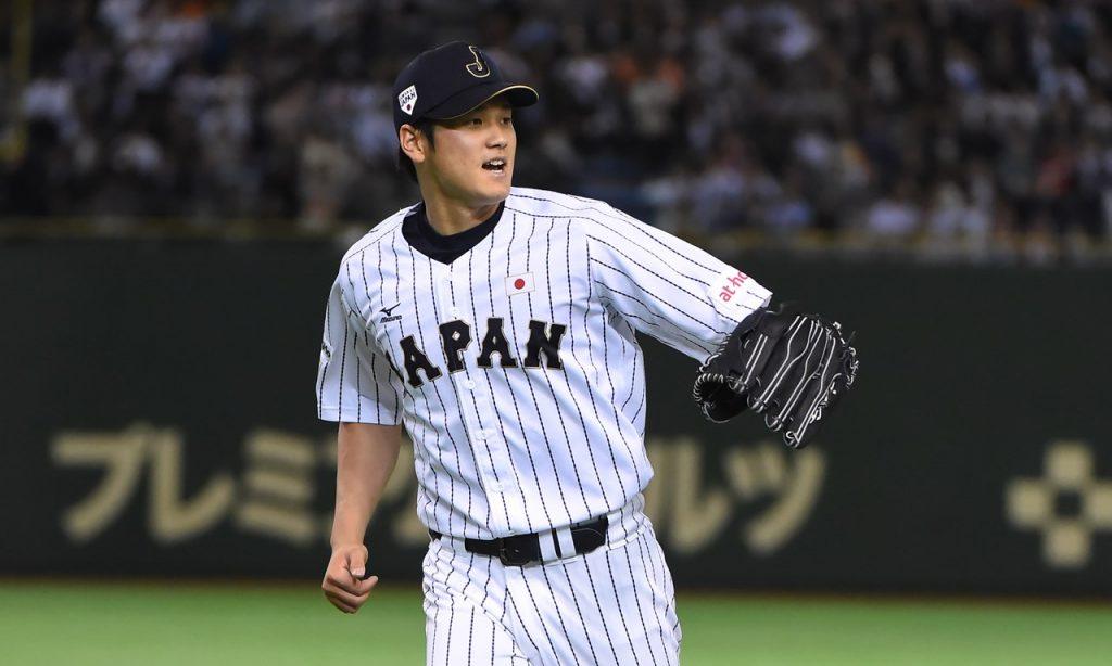 Sensación Japonesa Shohei Ohtani eligee los Angels de la MLB