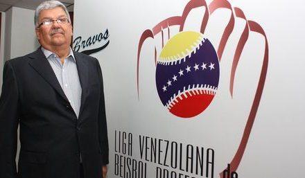 Oscar Prieto Párraga elected new President of Venezuelan Professional Baseball League