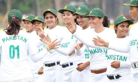 パキスタンが女子ベースボールワールドカップにデビュー 国内メディアで話題