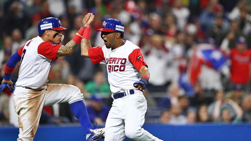 Puerto Rico defeats USA to earn ticket to World Baseball Classic Semi-Finals