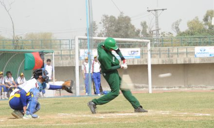 Pakistan shuts out Afghanistan on 2nd Day of West Asia Baseball Cup
