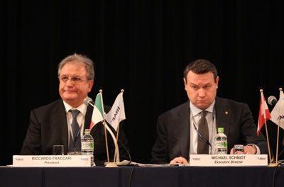 Riccardo Fraccari confirmed as IBAF President