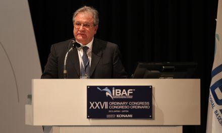 Statement from IBAF President Riccardo Fraccari