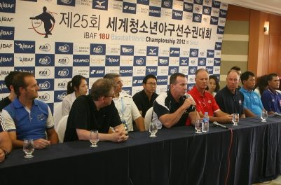 XXV IBAF 18U Baseball World Championship commences on Thursday