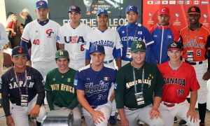WBSC presents the U-18 Baseball World Cup in Thunder Bay