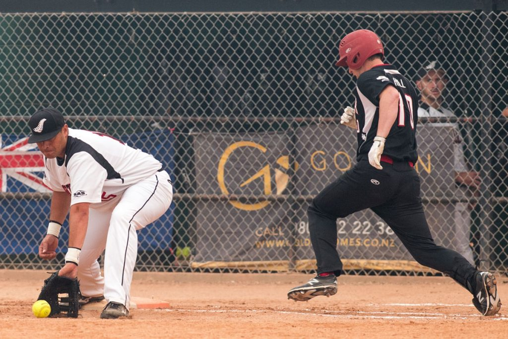Medal games decided at the 14th WBSC Men's Softball World Championship