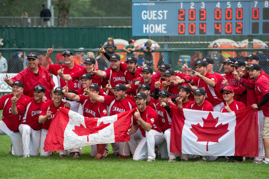 Canada crowned new Men's Softball World Champions, win gold among record crowds