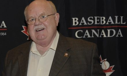 Baseball Canada Elects New Executive