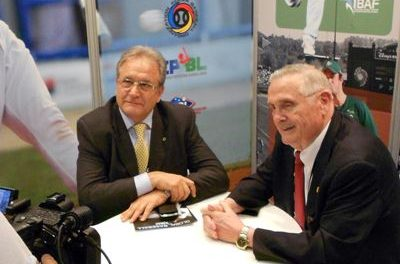 The IBAF and the ISF met in New York City