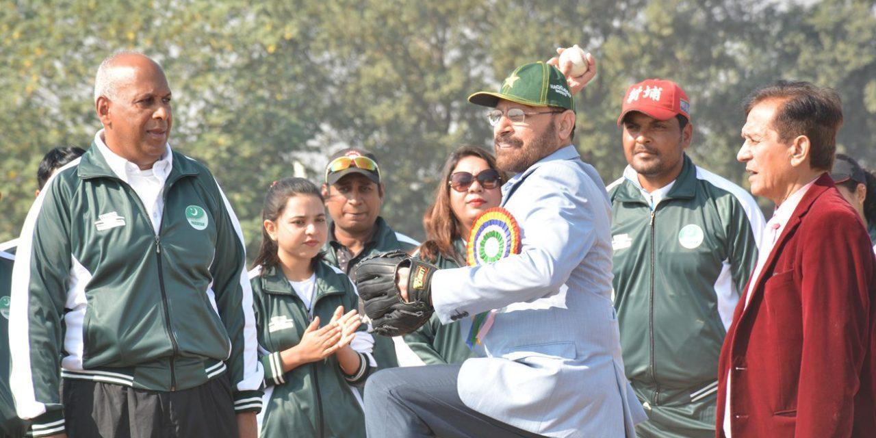 WBSCがパキスタンでオリンピック・ソリダリティー基金による野球講習会を開催