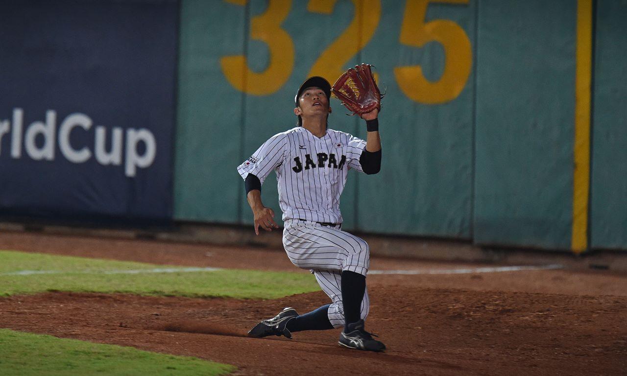 Seiya Suzuki - JPN - U-21 Baseball World Cup