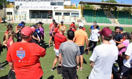 WBSCが「Softball in Schools」プロジェクトを支援