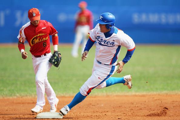 Estrella coreana de la MLB y MVP de la Copa Mundial de Béisbol WBSC Sub-18 2000, Shin-Soo Choo llevará la Antorcha de los Juegos Olímpicos de Invierno