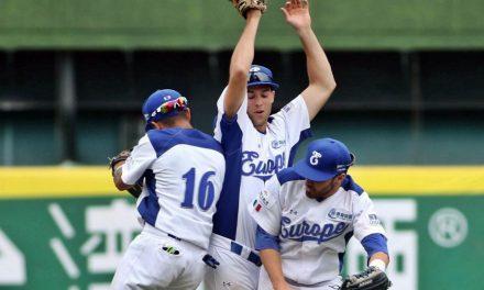 WBSCがアジア・ウィンター・ベースボールに出場するヨーロッパ選抜選手を発表