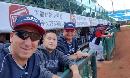 Team WBSC ready for more competition at the Asia Baseball Winter League