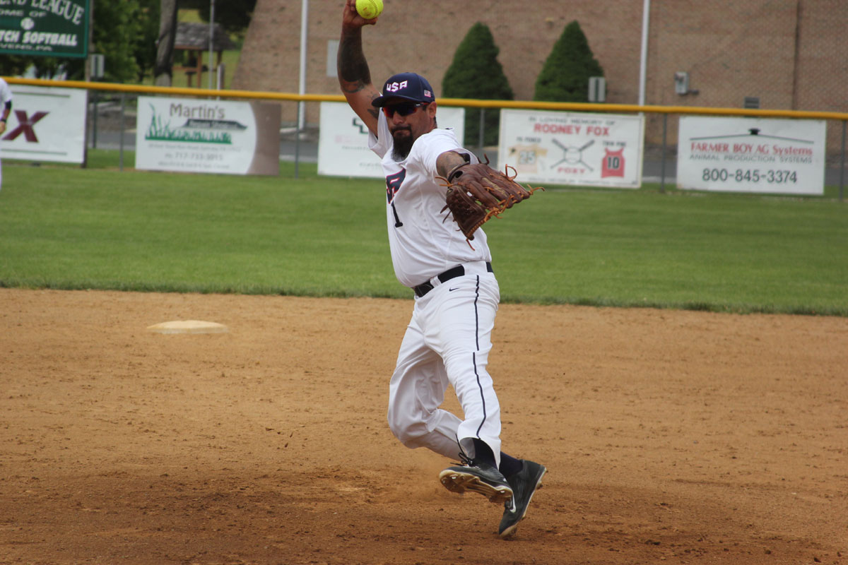 No. 6 USA claims tournament title in preparations for WBSC Men's Softball World Championship