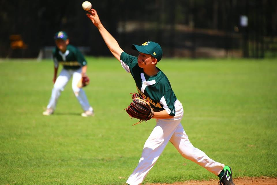 大洋洲U-12棒球錦標賽-澳洲在延長加賽打退關島 兩隊將再加打一場