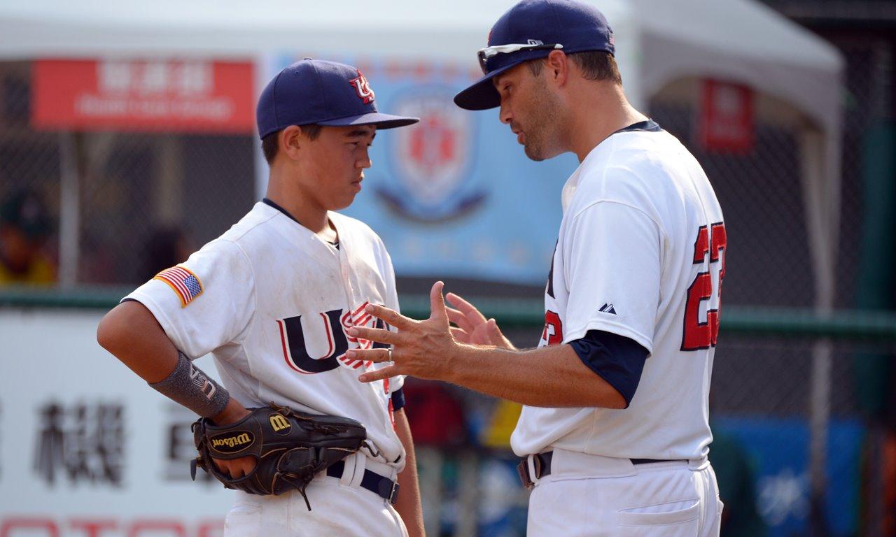 2017年U-12棒球世界盃上屆冠軍美國提出教練名單