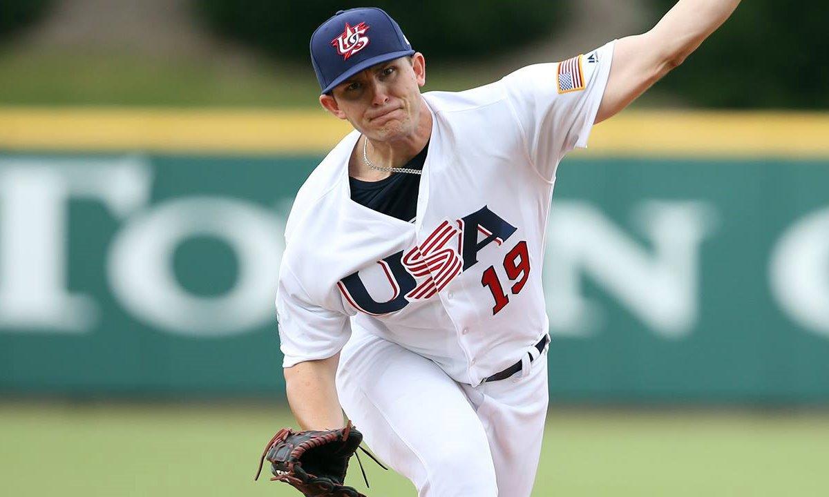 USA Béisbol abre la Serie Amistosa Internacional con victoria sobre Chinese Taipei