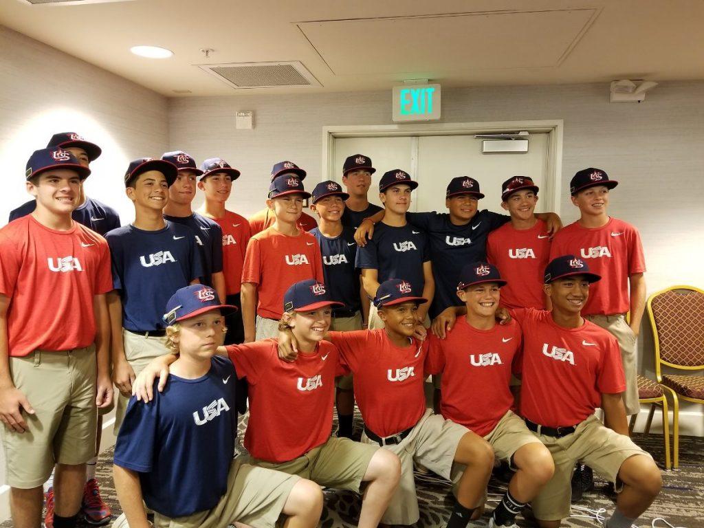 USA Baseball announces roster for U-12 Baseball World Cup