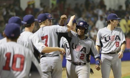 No. 1 USA edges No. 4 Chinese Taipei in 10; No. 12 Mexico stuns No. 3 Cuba