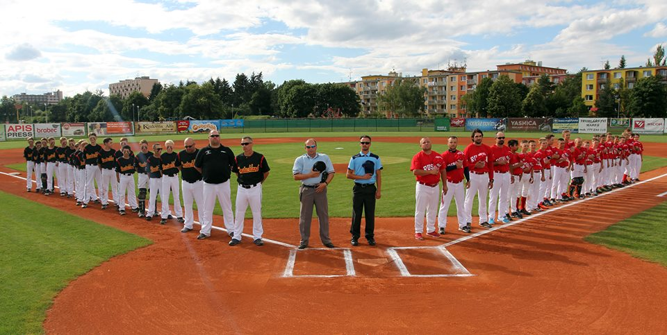 Qualifiers to Youth Baseball World Cups are happening in Europe