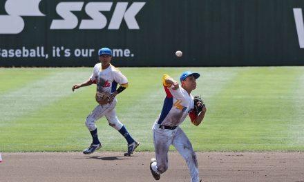 動画:満塁からベネズエラがトリプルプレー  WBSC U-15ベースボールワールドカップ