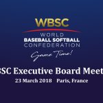 WBSC Executive Board Meeting Live On YouTube