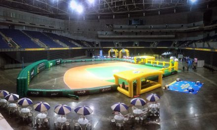 Inflatable WBSC Mini Ballpark to be unveiled in Kaohsiung