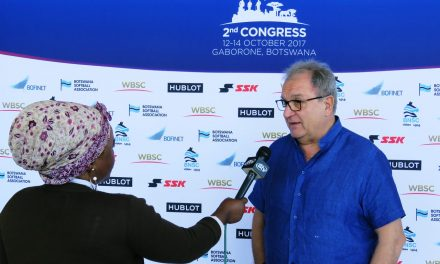 WBSC総会がボツワナの首都ハボローネにて開催 世界中の野球・ソフトボール首脳陣が集結
